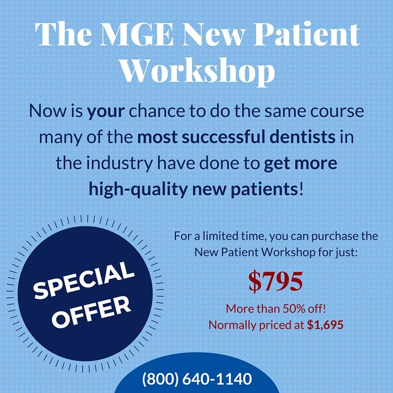 MGE New Patient Workshop